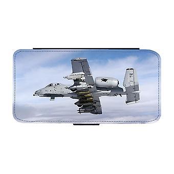A-10 Thunderbolt II Jaktbombplan iPhone 12 / iPhone 12 Pro Plånboksfodral