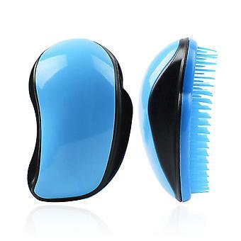 Peigne à cheveux antistat statique en plastique