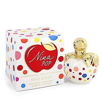 Nina Ricci Nina Pop Eau de Toilette 50ml Spray