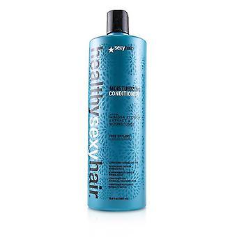 Sexy Hair conceptos atractivo Sanatos hidratante acondicionador (Cabello Normal / seco) 1000ml/33.8oz