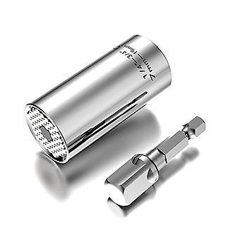 Universal Torque Wrench Head Set Socket Sleeve Power Drill Ratchet Bushing