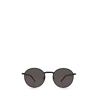 Saint Laurent SL 250 SLIM sorte unisex solbriller