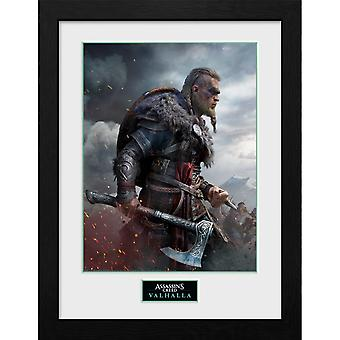 Assassins Creed Valhalla Framed Picture