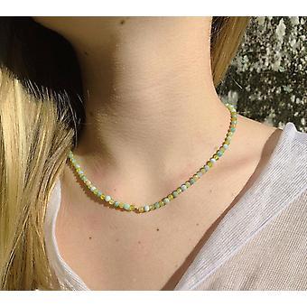 Colier cu 18 Karat Gold Bead
