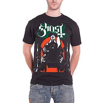 Ghost T Shirt Procession band Logo Opus Mens Black Official