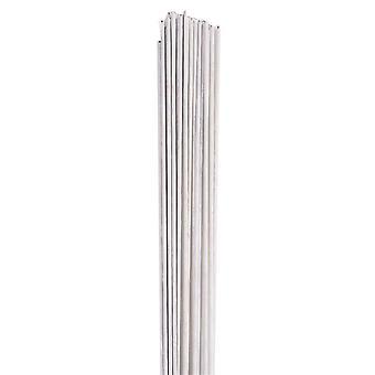 Fil floral blanc – jauge 18 (1.2mm)