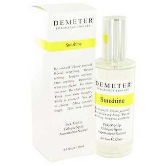Demeter Sunshine av Demeter Cologne spray 4 oz (damer) V728-502852