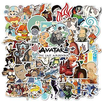 Autocollants étanches Anime Avatar