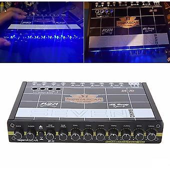 Audio 7-kaistainen muokattu taajuuskorjain Luokka Fever Audio Autonviritin