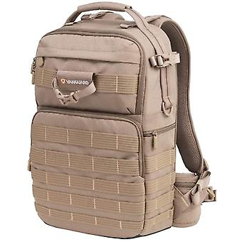 Vanguard veo range t45m backpack for dslr/mirrorless camera, tactical style – beige