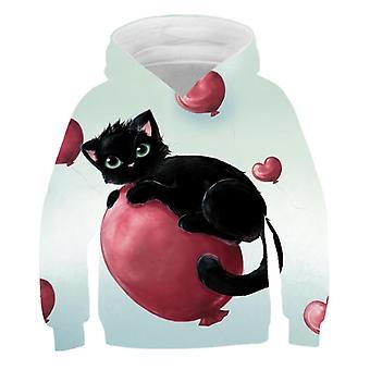 Newly Released Cute Cat Hoodie