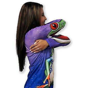Tree Frog Huppari Chomp Shirt By Mouthman®