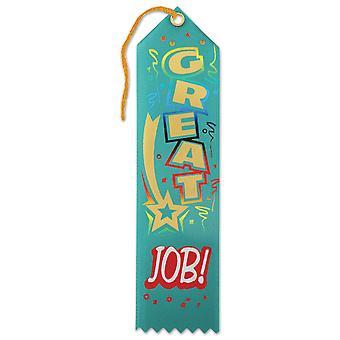 ¡Gran trabajo! Cinta de premio (pack de 6)