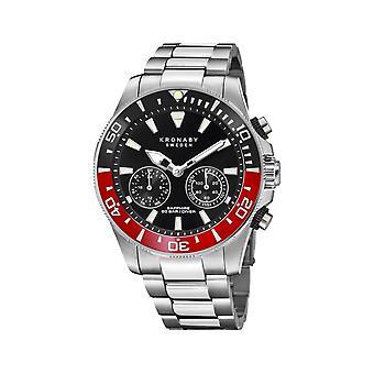 Kronaby S3778-3 Men's Hybrid Smartwatch Steel Bracelet