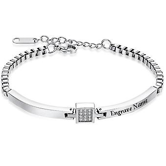Stainless Steel Bracelet For Woman