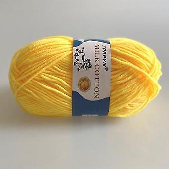 Hilo de lana mezclada de algodón para tejer