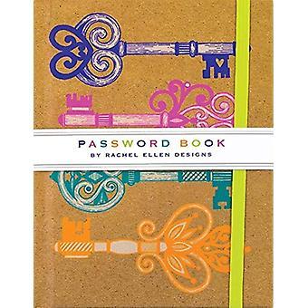 Password Notebook Stationary