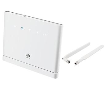 Avaa Huawei B315, 4g kannettava langaton Wifi-reititin +2kpl antenni