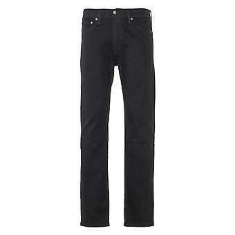 Levi's 505 Regular Fit Flex Jeans - Native Cali Black
