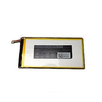 3.7v 15.17wh nieuwe tabletbatterij voor Dell Venue