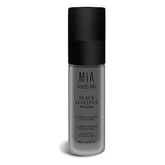 Maquillaje Primer Black Luscious Mia Cosmetics Paris (30 ml)