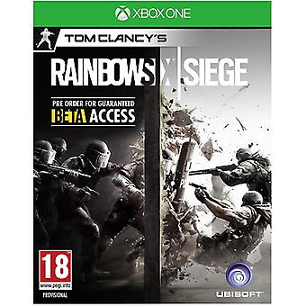 Tom Clancys Rainbow Six Siege Xbox One Game