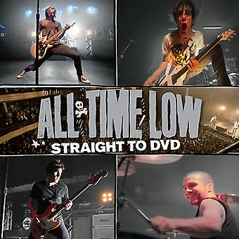 All Time Low - Straight to DVD [CD] USA import