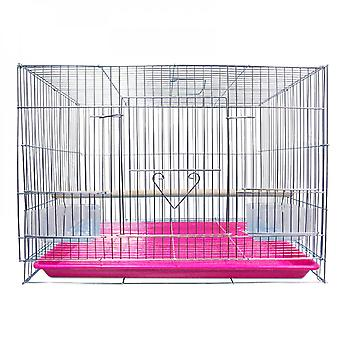 Metal Pigeon Cage Parrot Cage Rabbit Cage Domestic Bird Cage Breeding Cage