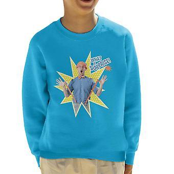 Blippi What A Surprise Kid's Sweatshirt