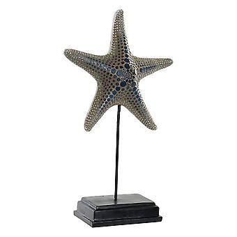 Sierfiguur DKD Home Decor Metal Res (21 x 9,5 x 35,5 cm)