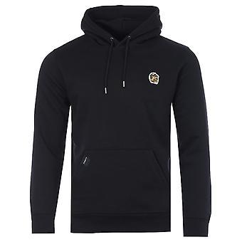 Forty Tom Organic Cotton Blend Hooded Sweatshirt - Black