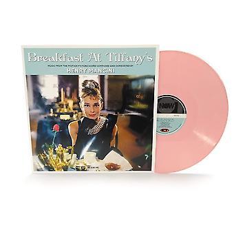 Henry Mancini - Breakfast At Tiffany's Pink Vinyl