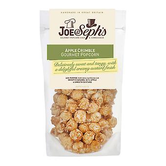 Eple smuldre popcorn (g)