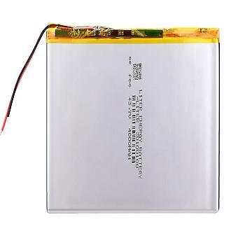 30100100 3.7v 4000mah Lithium Polymer Battery For Tablet Pc Ainol Aurora Texet