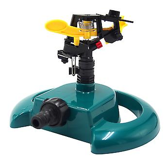 1pc Rotating Sprinkler Multifunction Agriculture Lawn Watering Garden Irrigation Automatic Sprinkler