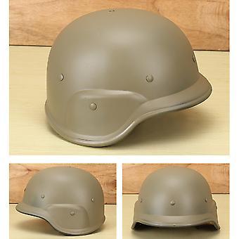 Taktischer Helm Pasgt M88 Cs Spiel Outdoor Ausrüstung Kunststoffhelm Schutzhelm im Schlamm