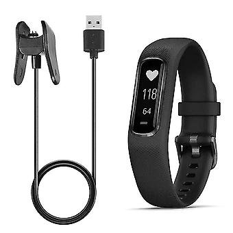 Charging Smart Watch Charger Cable For Garmin Vivosmart 4 Watch