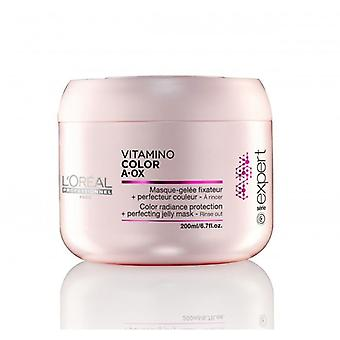 L'Oreal Serie ekspert vitamin A-OX farge Masque 250ml