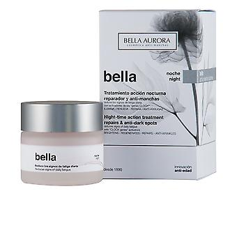 Bella Aurora Bella Noche Treatment Reparador Y Anti-manchas 50 Ml For Women