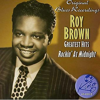 Roy Brown - Greatest Hits [CD] USA import