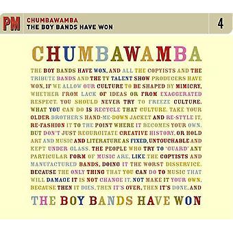 Chumbawamba - Boy Bands Have Won [CD] USA import