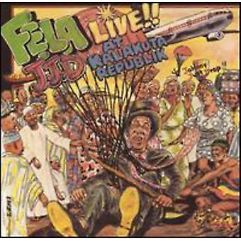 Fela Kuti - importation USA J.J.D./Unnecessary la mendicité [CD]