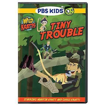 野生の Kratts: 小さなトラブル 【 DVD 】 アメリカ インポートします。
