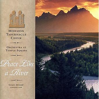 Mormon Tabernacle Choir - Peace Like a River [CD] USA import