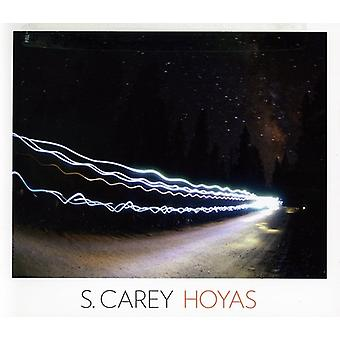 S. Carey - Hoyas [CD] USA import