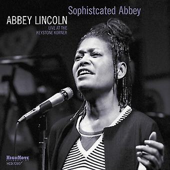 Abbey Lincoln - Sophisticated Abbey [CD] USA import