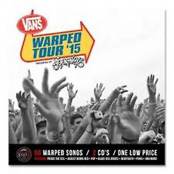 Various Artist - 2015 Warped Tour Compilation [CD] USA import