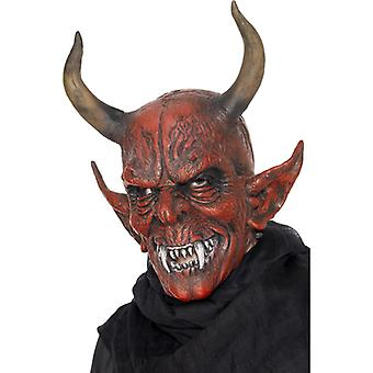 Diabeł szatan diabeł maska maska Halloween kostium