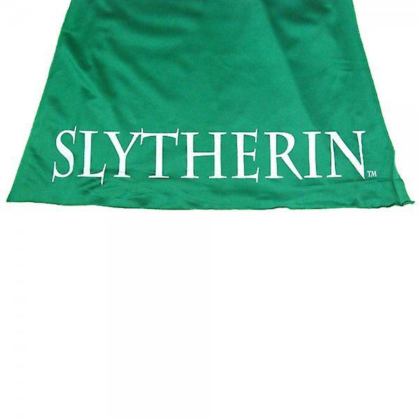 Womens de Harry Potter Harry Potter Serpentard Cap Polo Chemise avec une cravate
