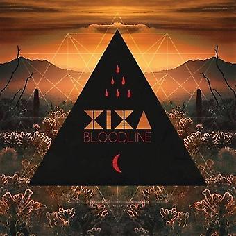 Xixa - Bloodline [CD] USA import
